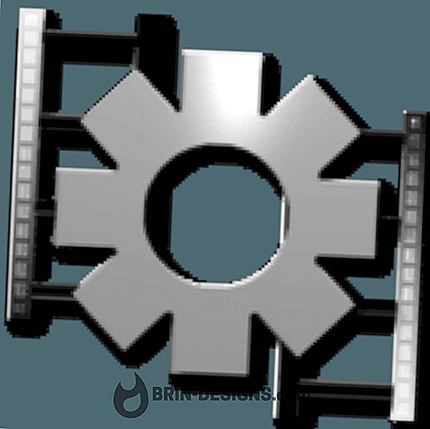 Luokka pelit:   VirtualDub - Ota OpenGL käyttöön