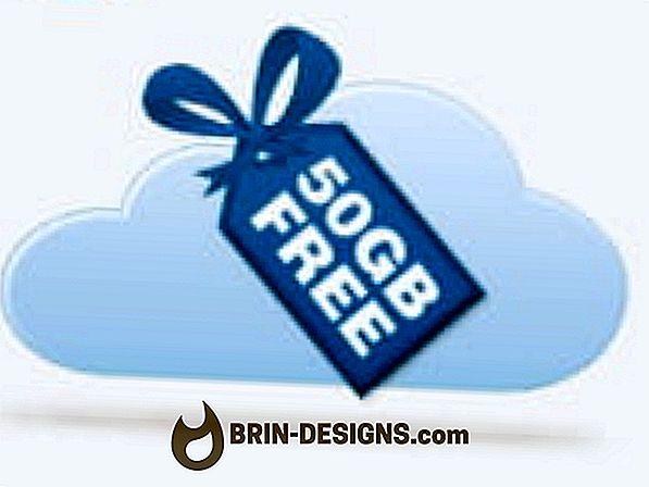 Box.com - Accédez à 50 Go de stockage gratuit