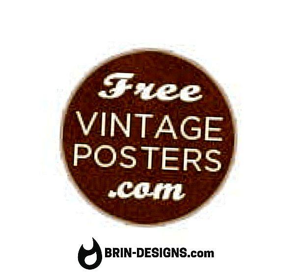 Kategori spill:   Gratis vintage plakater - Last ned retro plakater i HD