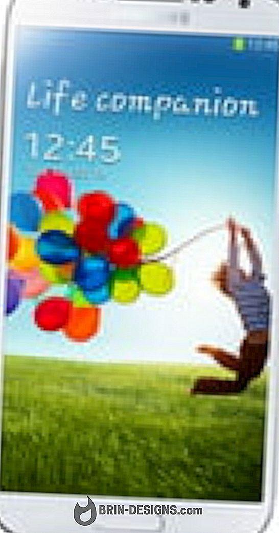 Kategori spill:   Samsung Galaxy S4: Blokker uønskede samtaler