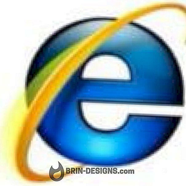 カテゴリ ゲーム:   Internet Explorer  - インターネットオプションにアクセスできない