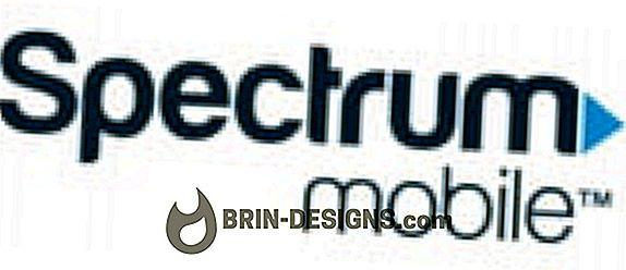 A Spectrum mobil jelszó vagy felhasználónév visszaállítása