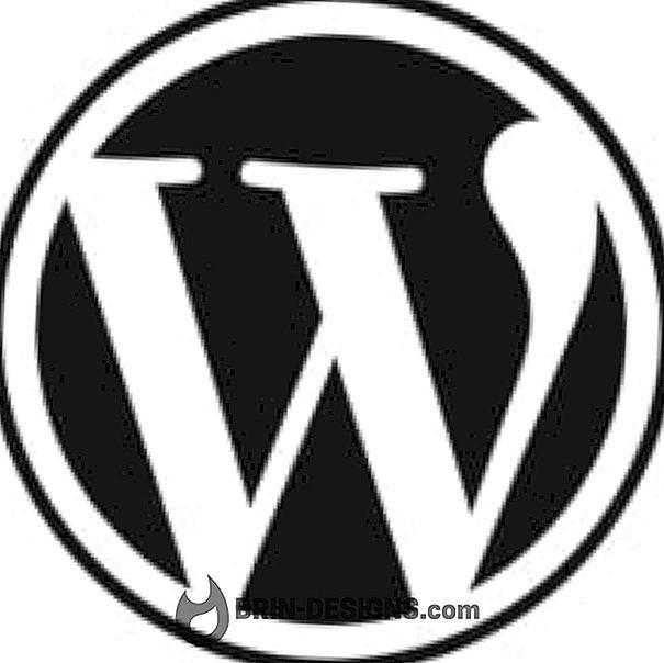 Kategorija igre:   Kako namestiti WordPress na vaš računalnik