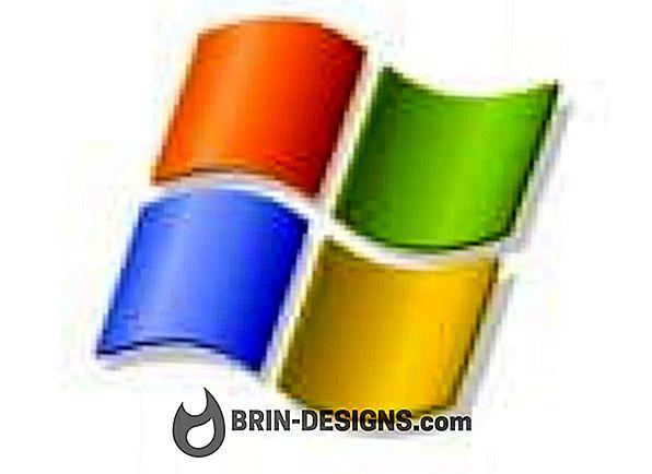 Windows XP - Päivitä ilman asennus-CD-levyä