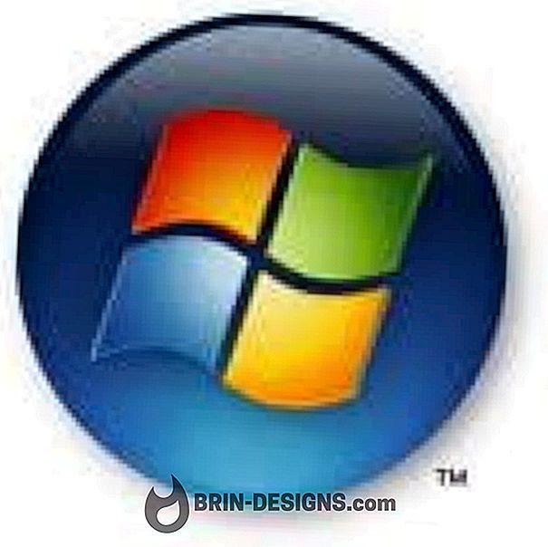 Windows Vista - lepotilan / lepotilan poistaminen käytöstä