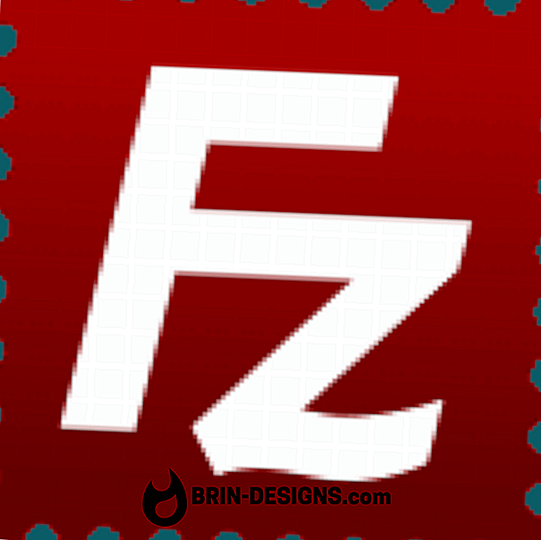 FileZilla - Ändra språkinställningarna