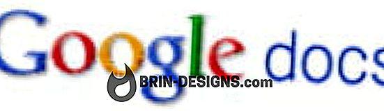 Google डॉक्स - किसी दस्तावेज़ को कैसे हटाएं