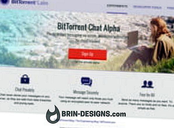 Kategori oyunlar:   BitTorrent Sohbet - P2P mesajlaşma yazılımı