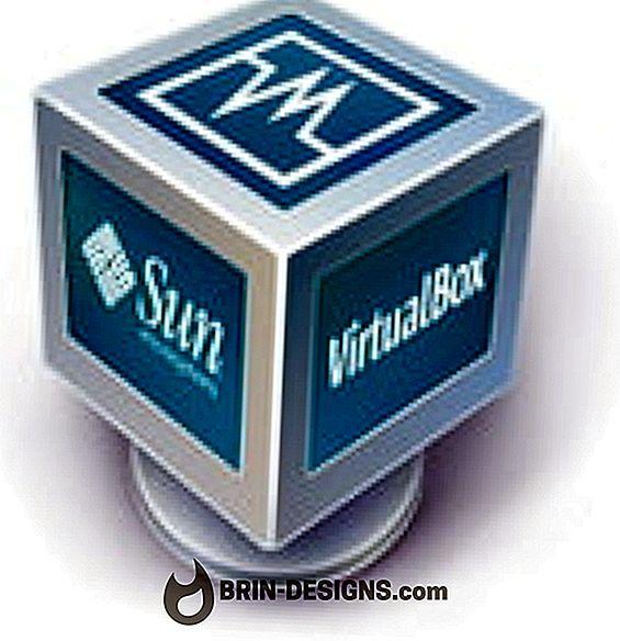 Kategori spill:   VirtualBox - Slik endrer du oppstartsrekkefølgen til en gjest OS