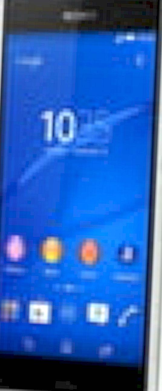 Sony Xperia Z - Az üzenetrögzítő engedélyezése
